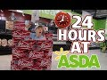 24 HOUR OVERNIGHT CHALLENGE IN ASDA! *SUCCESS*