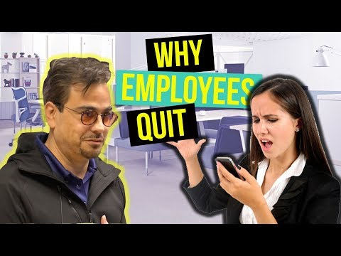 Great Employees Get Dumped On & Quit