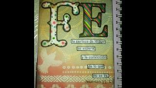 Diario Bíblico- Hebreos 11: 1
