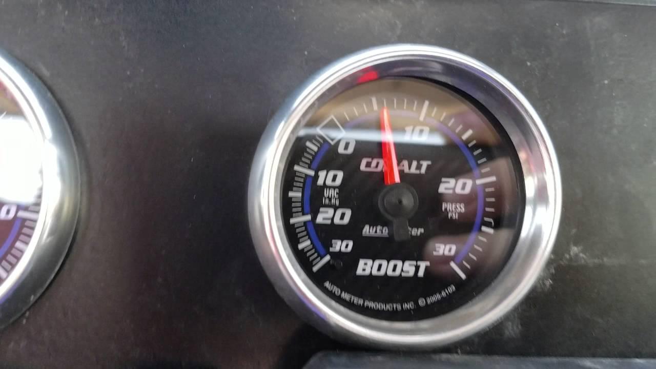 PCV tuning the turbo YXZ