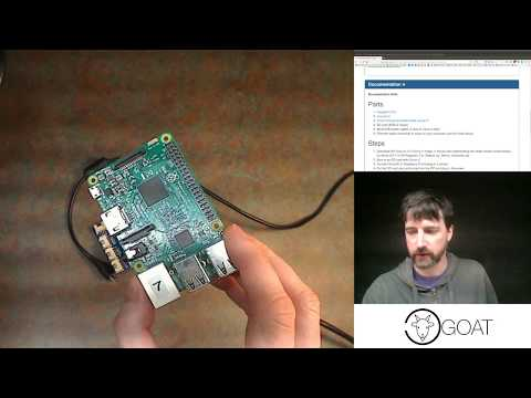 Collecting sensor data in FarmOS using GrovePi and Node-RED