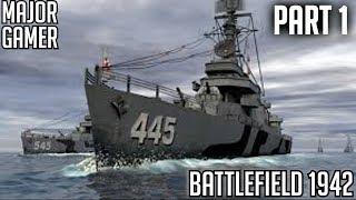 battlefield 1942 mission 1 battleaxe pc gameplay