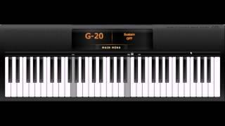 Virtal Piano - Музыка Ангелов