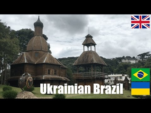 Authentic Ukrainian Culture in Brazil? Так, є! | Where to find Ukrainians in Brazil