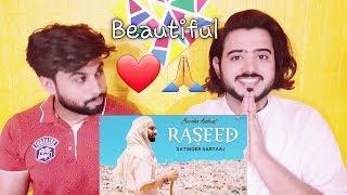 Pakistani Reaction On Raseed - Satinder Sartaaj | Jatinder Shah | Seasons Of Sartaaj
