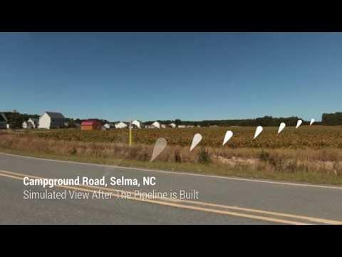 Atlantic Coast Pipeline - Viewshed Simulations