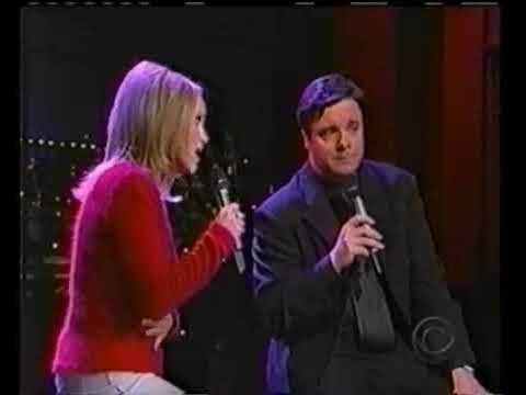 Kristin Chenoweth ~ Letterman with Nathan Lane 3.2.00