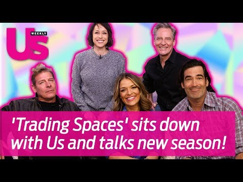 Trading Spaces sits down with Us and talks New Season!