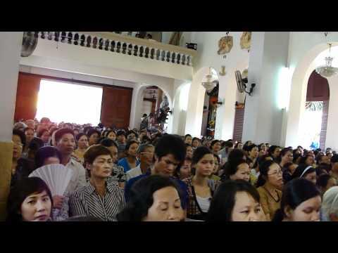 Chứng nhân Lòng Thương Xót của Chúa - trưa 21.7.2011- Nhà Thờ Chí Hòa