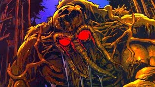 Comic Book Origins: Man Thing