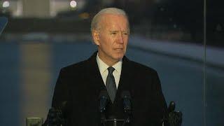 What is Joe Biden's plan to rescue the US economy?