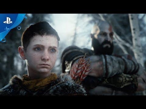 God of War – Full TV Commercial | PS4