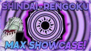 [1K SPINS!] FULL MAX SHINDAI-RENGOKU SHOWCASE! *BEST BLOODLINE!* | Shindo Life!