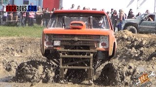Gambar cover MUD HOLE FROM HELL VERMONSTER