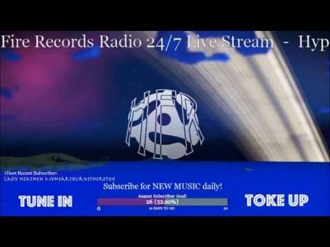 HFR Radio - 24/7 Psychedelic Music Live Stream - Lofi / Hip Hop / Trip Hop / Stoner Rock / Synth