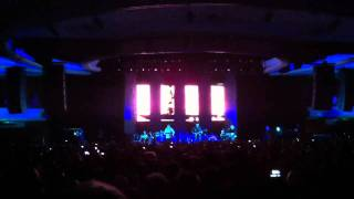 The Cars - Moving In Stereo live at Hollywood Palladium 5/12/11