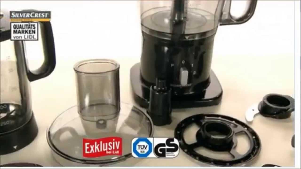 philips hr7762 90 viva küchenmaschine test