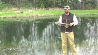 ORVIS Spey Casting Roll And Switch Casting
