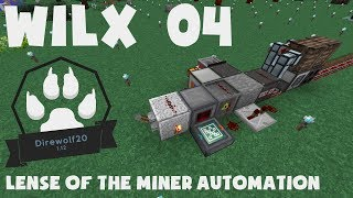 04 - Lense of the Miner Automation - Direwolf20 1.12
