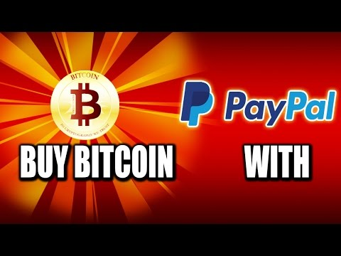 How To Buy Bitcoin With Paypal? 2019 Best Method