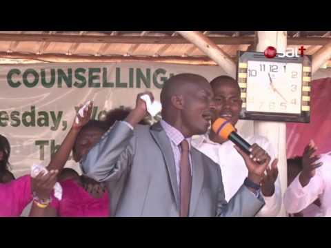Pastor Aloysious Bujjingo = Sun 15th Jan 2017