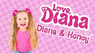 Love Diana Doll and Horse – Diana and Honey