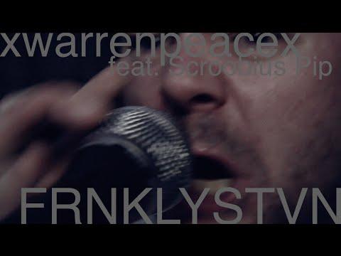 warrenpeace feat Scroobius Pip - FRNKLYSTVN