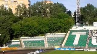 Газзаев на матче Торпедо   Алания
