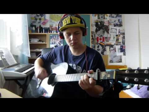 Maroon 5 - ''Leaving California'' Cover (Guitar Cover with Chords and Lyrics) by nEscafeX