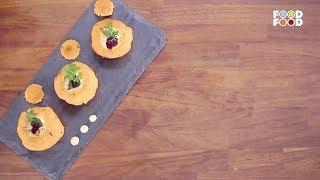 Upside Down Dahi Bhalla | Snack Time | Chef Amrita Raichand  | FoodFood