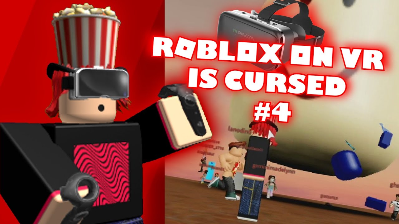 Roblox on VR Is Cursed #4 - The Last Episode