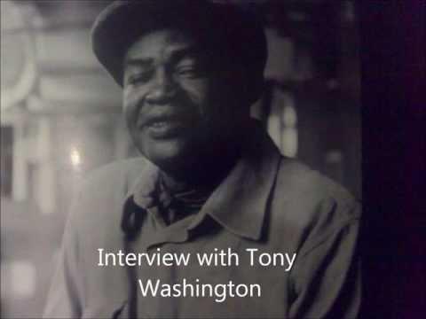 Interview With Tony Washington
