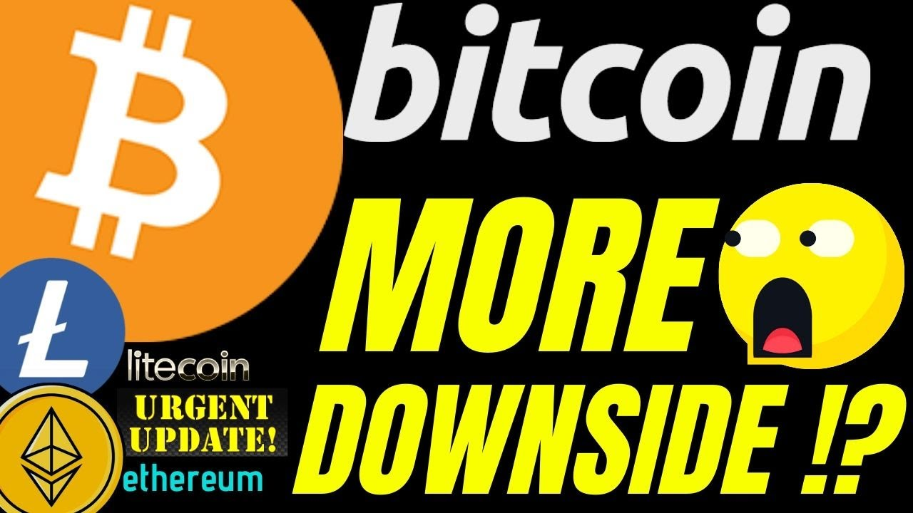 ANOTHER DROP?? BITCOIN LITECOIN and ETHEREUM bitcoin price prediction, analysis, news, trading 3