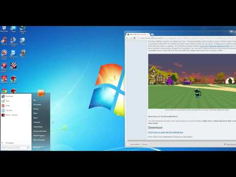 Minecraft How To Install Mine Little Pony 1.7.10.1