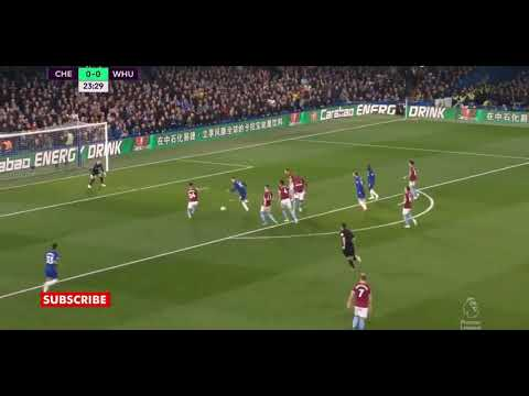 Gol de Eden Hazard - Chelsea vs West Ham thumbnail