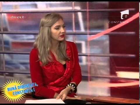 Asociatia Tinerilor pentru Romania - Antena 1 (Buna dimineata, Constanta) - 23 octombrie 2013