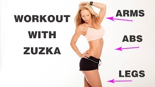 Bunny Slope Workout #9 - ABS, ARMS, LEGS