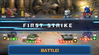 QUADRA SLAM ! My latest TRANSFORMERS: Battle Tactics video