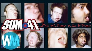 Top 10 Best Sum 41 Songs