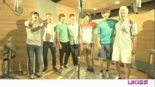U-KISS / Dear My Friend