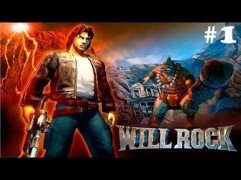 Прохождение игры Will Rock Часть 1