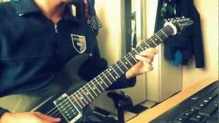 Puspa - ST 12 cover guitar solo
