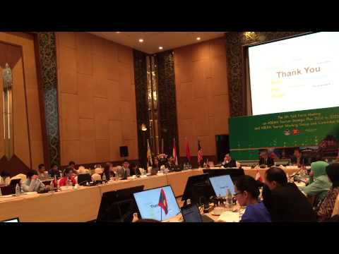 ASEAN Youth Organization at ASEAN Member States Meeting