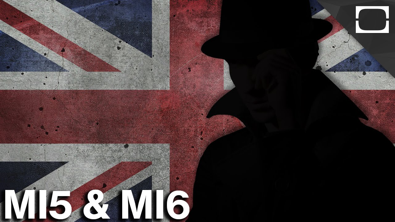 Britain's Spy Agencies - MI5 (Military Intelligence, Section 5) and MI6 (SIS) | Video