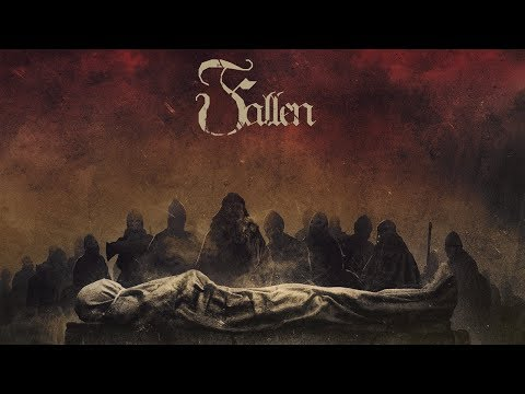 FALLEN - Fallen (2015) Full Album (FUNERAL members) A Tragedie's Bitter End re-issue (Doom Metal)