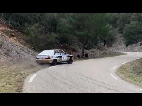 Rallye De Vaison La Romaine 2020 / Big Limits & Flat Out