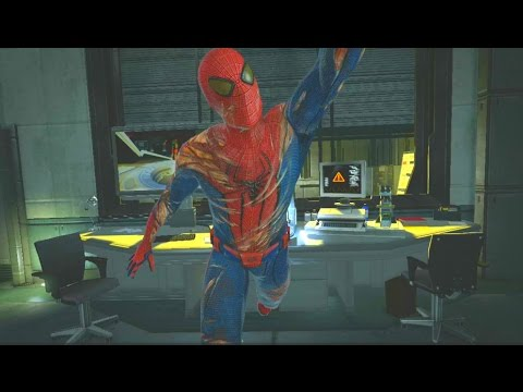 The Amazing Spider-Man (Video Game) Walkthrough - Chapter 10: Spider-Man No More!