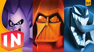 Disney Infinity 3.0 - Toy Box Takeover As Pre Order Bonus, Pricing On Expansions