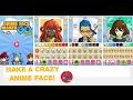 Anime Face Maker Go Free - MAKE A CRAZY ANIME FACE! App review!