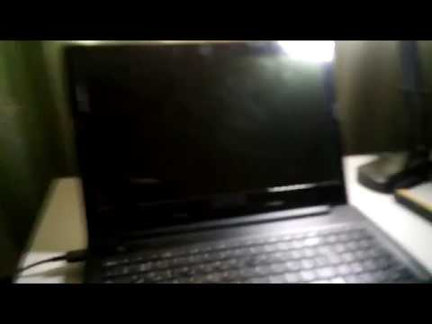 Help! - Lenovo G50 Can't boot - Flashing Screen - Video